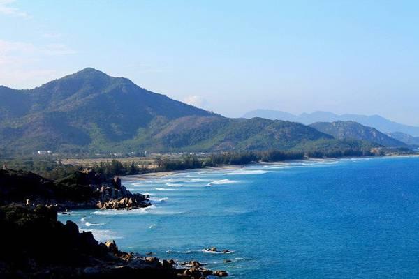 Biển Bình Tiên.