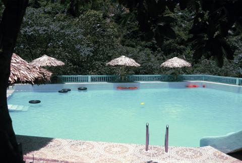 Bể bơi giải trí Cửu Thác Tú Sơn