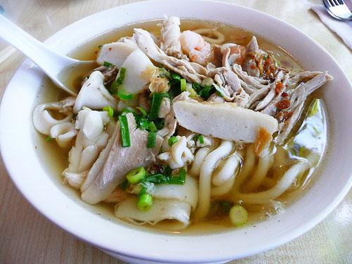 Bánh canh Long Hương - Đặc sản Vũng Tàu.