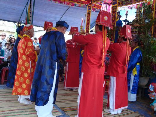 Lễ hội làng Miêng Hạ