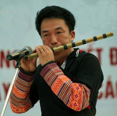 Âm điệu sáo H'Mông