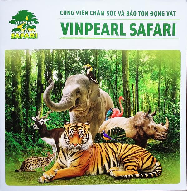 Công viên Vinpearl Safari.