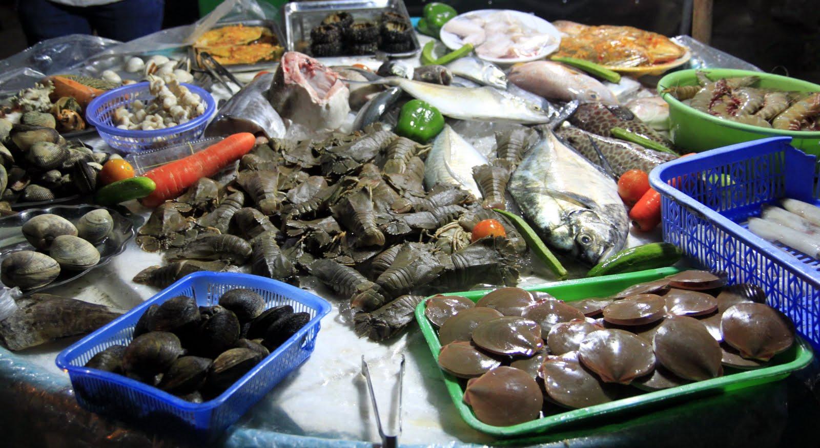 Hải sản là đặc sản nổi bật nhất của Phú Quốc.