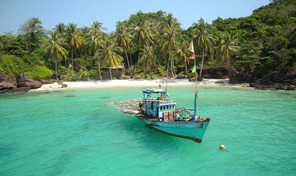Hòn Thơm Phú Quốc từ một góc nhìn