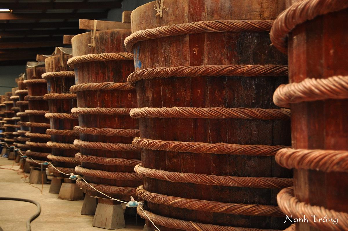 Tham quan cơ sở sản xuất nước mắm Phú Quốc