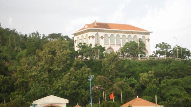 Biệt thự Bạch Dinh - di tích lịch sử của Vũng Tàu
