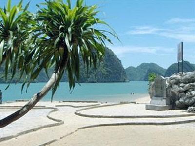 Bãi Cháy khu du lịch đẹp nhất Hạ Long