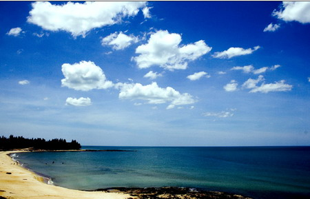 Cửa Tùng là một bãi biển đẹp tuyệt vời ở Quảng Trị