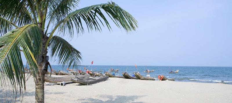 Du lịch Bãi biển Hải Tiến