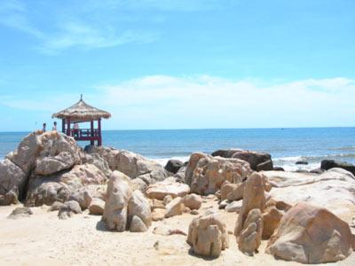 Bãi biển Hàm Thuận Nam