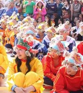 Sa Huỳnh ngày lễ hội