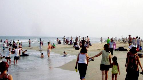 Tuần du lịch biển diễn da vào mùa hè tầm tháng 5, tháng 6