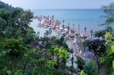 Bãi Bụt Sơn Trà tiếp tục được xây dựng nâng cấp