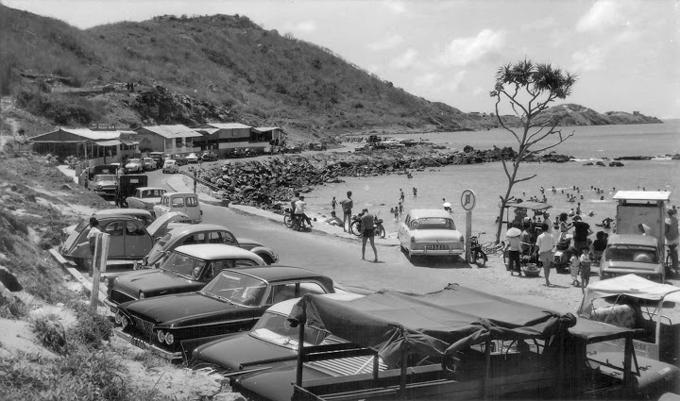 Bãi Dứa năm 1963