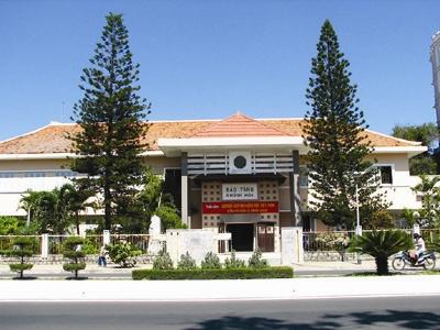 Bảo tàng Khánh Hòa