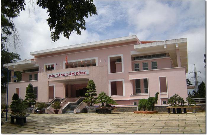Tòa nhà trưng bày chính được đưa vào hoạt động từ cuối năm 2010.