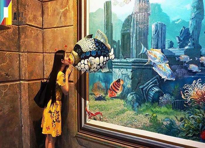 Bảo Tàng Nghệ Thuật 3D