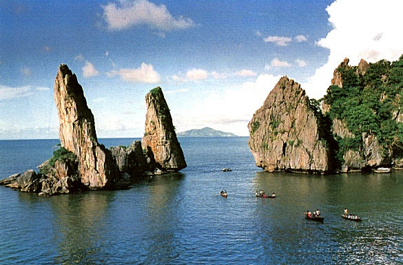 Biển Mũi Nai