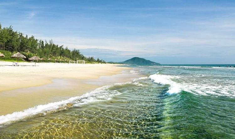Thiên Cầm- bãi biển đẹp nhất Hà Tĩnh