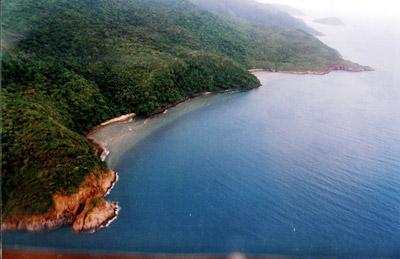 bãi biển dài nhất Việt Nam