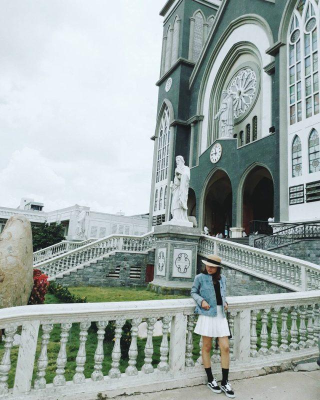 Nhà thờ chánh tòa Phú Cường