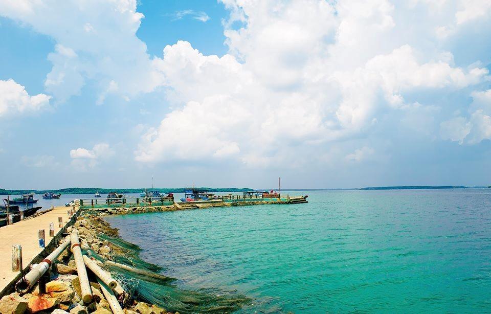 Đảo Thạnh Anh, điểm du lịch hấp dẫn ở Cần Giờ.