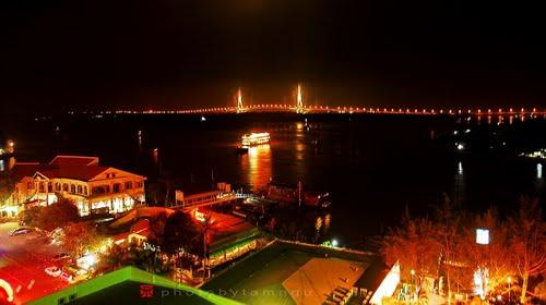Bến Ninh Kiều - Điểm du lịch Cần Thơ hấp dẫn.