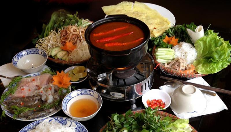 Món ngon ở Tiền Giang: Lẩu mắm.