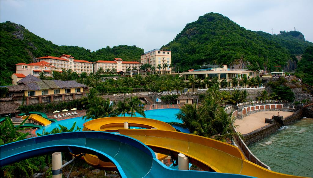 Cat Ba Island Resort & Spa.