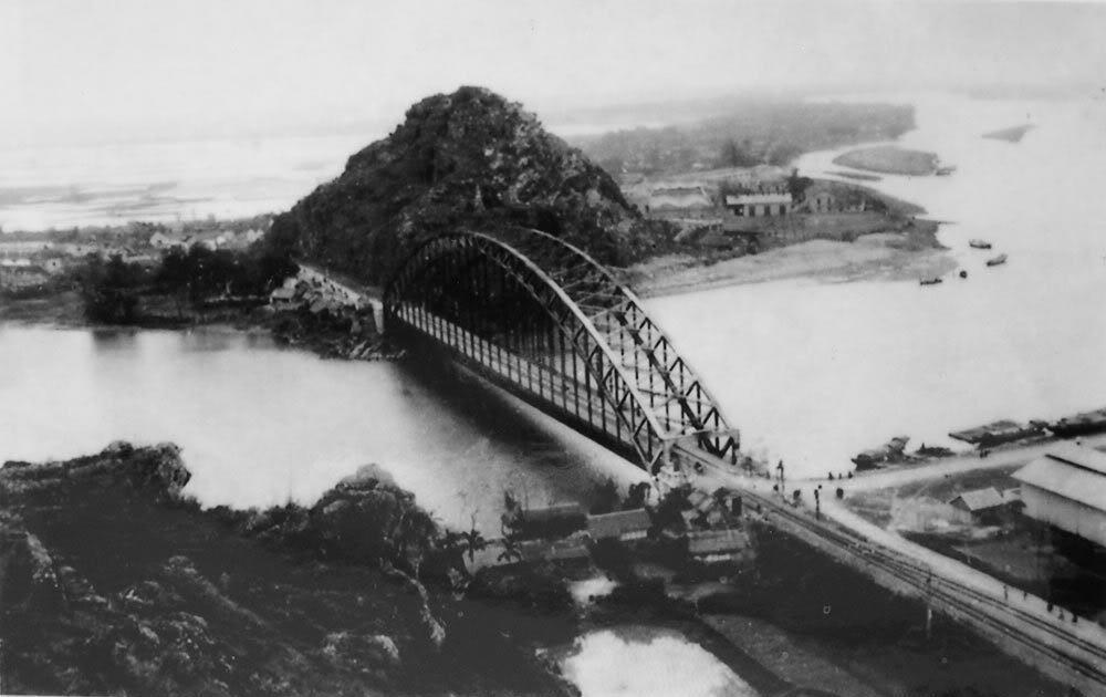 Cầu Hàm Rồng cũ