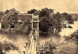 Cầu Thê Húc, đền Ngọc Sơn