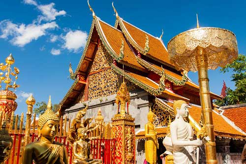 """Chiang Mai """"đóa hồng phương Bắc"""" ở Thái Lan - 1"""