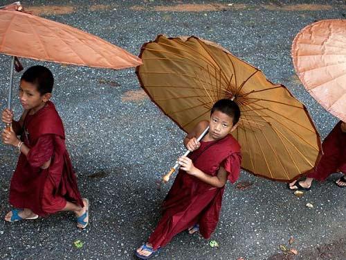 """Chiang Mai """"đóa hồng phương Bắc"""" ở Thái Lan - 4"""