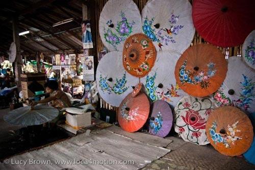 """Chiang Mai """"đóa hồng phương Bắc"""" ở Thái Lan - 8"""