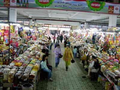 Chợ Cồn hôm nay đã và đang thay đổi theo từng bước đi lên của thành phố qua từng ngày, từng đêm và qua mỗi chuyến hàng.