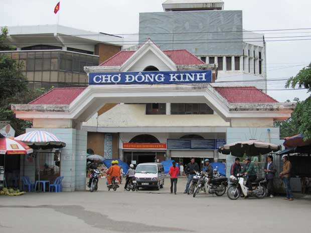 Chợ Đông Kinh.