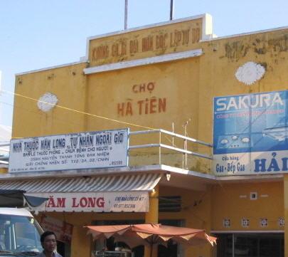 Chợ Hà Tiên