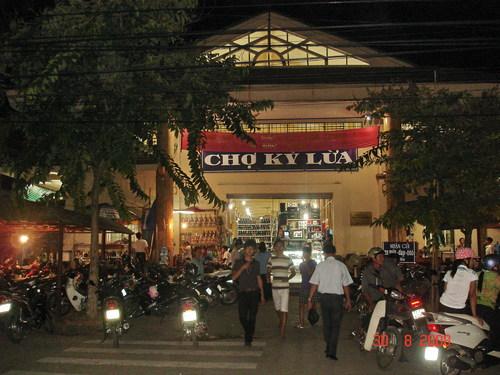 Chợ Kỳ Lừa về đêm