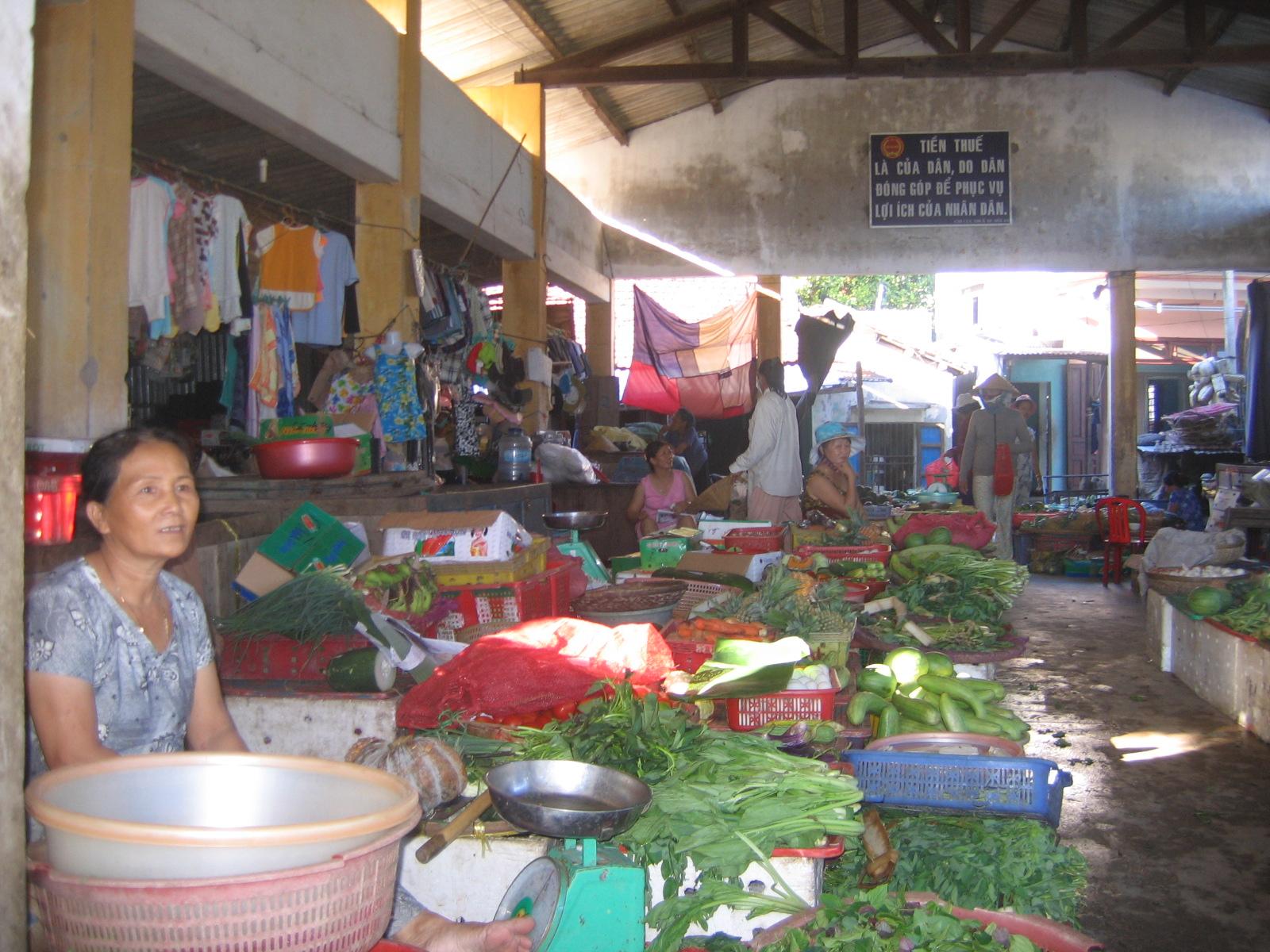 Chợ Mỹ Phước Tây