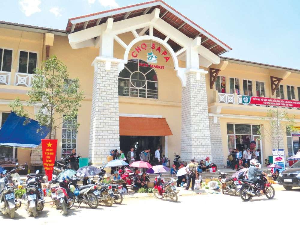 Chợ Sa Pa
