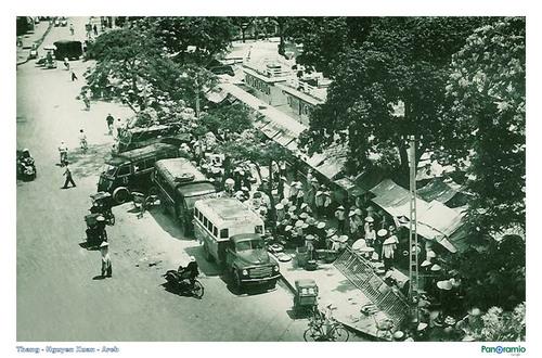 Chợ Sắt xưa