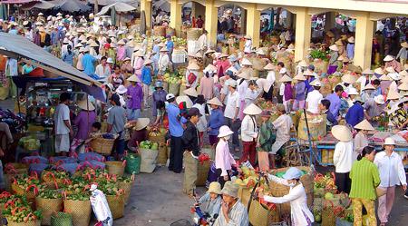 Chợ Vĩnh Kim