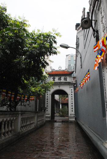 Archi - Chùa Chân Tiên