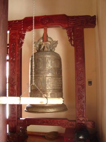 Chuông chùa Chúc Thánh