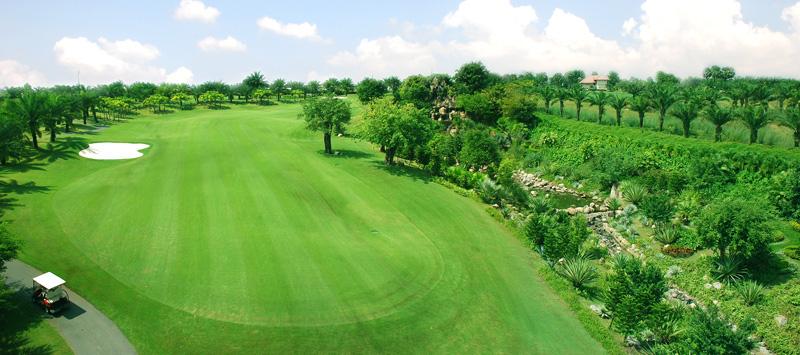 Sân golf Ngôi sao Chí Linh
