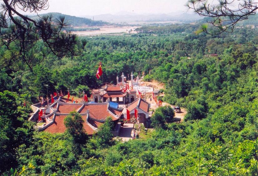 Du lịch Côn Sơn - Kiếp Bạc