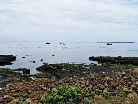 Cảnh đẹp như tranh của biển đảo Lý Sơn