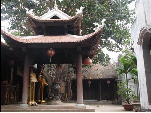 Archi - Chùa Hà, chùa cầu duyên đất Thăng Long