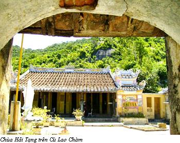 Chùa Hải Tạng trên đảo Cù Lao Chàm
