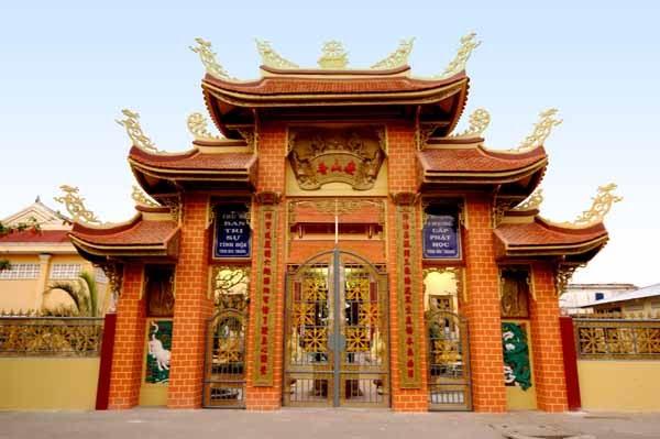 Chùa Khánh Sơn
